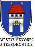 Městys Škvorec a část Třebohostice
